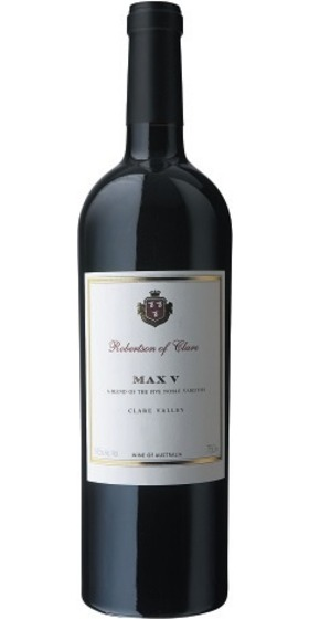 2005 Max V, Robertson of Clare, Clare Valley
