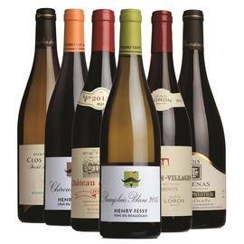 Drinking Beaujolais Mixed Case