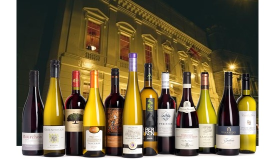 Christmas in the City - Portfolio tasting in the heart of London