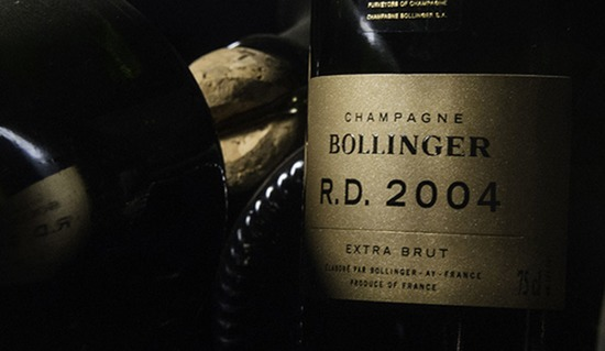 Tutored Tasting: Bollinger Champagne from N.V. to R.D.