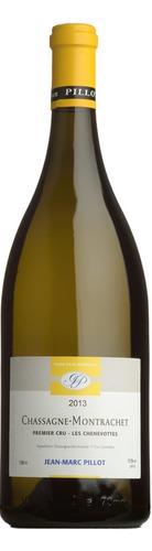 2013 Chassagne-Montrachet 1er Cru Chenevottes, Jean-Marc Pillot (magnum)