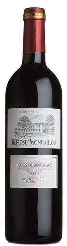 2014 Château Belrose Mon Caillou, Bordeaux
