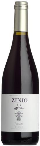 2016 Zinio Rioja Garnacha, Bodegas Patrocinio