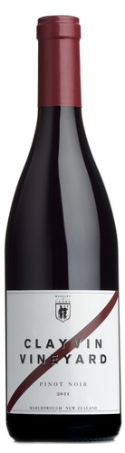 2011 Pinot Noir 'Clayvin Vineyard', Wheeler & Fromm, Marlborough