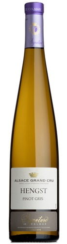 2014 Pinot Gris Grand Cru 'Hengst',Signature de Colmar