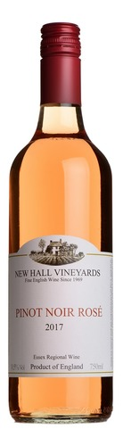 2017 New Hall Pinot Noir Rosé