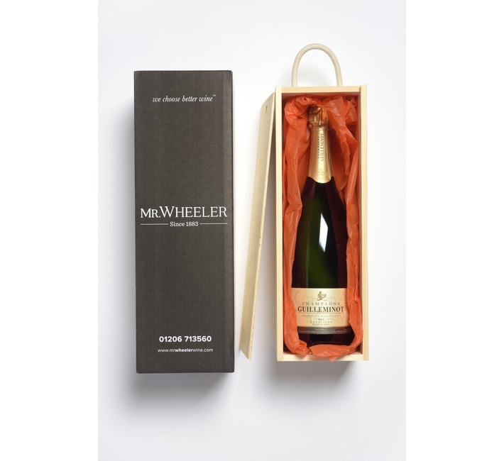 Guilleminot Champagne Magnum Gift Box