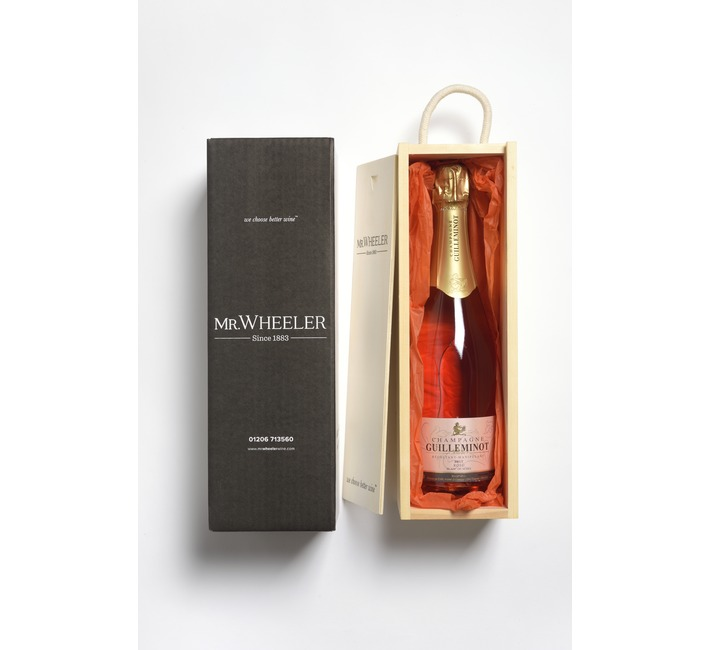 Guilleminot Rose Gift Box