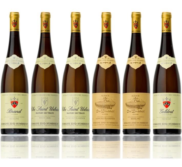 Zind Humbrecht 6 Bottle Selection Case