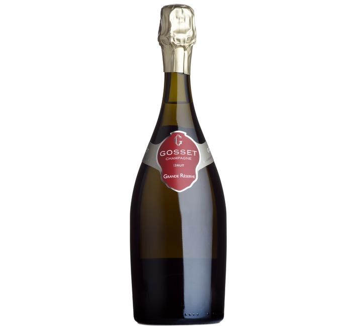 Gosset Grande Réserve Brut, Champagne, France