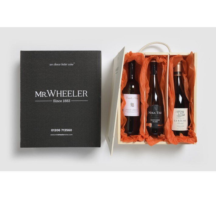 Great White Grapes Gift Box