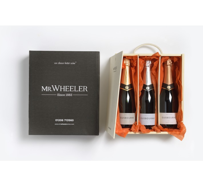 English Sparkling Trio Gift Box