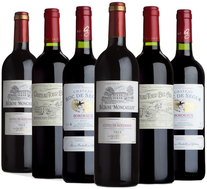 Great Value Bordeaux (Reds)