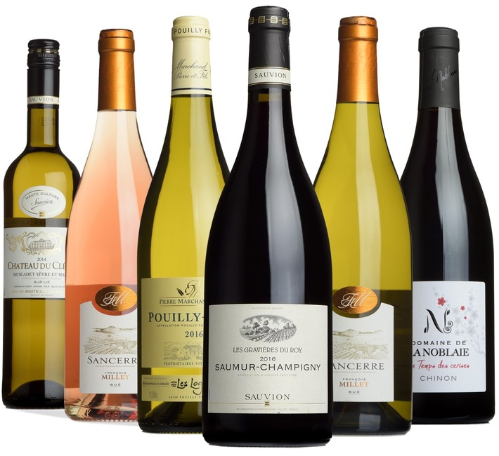 Loire Valley Taster Case (Mixed)