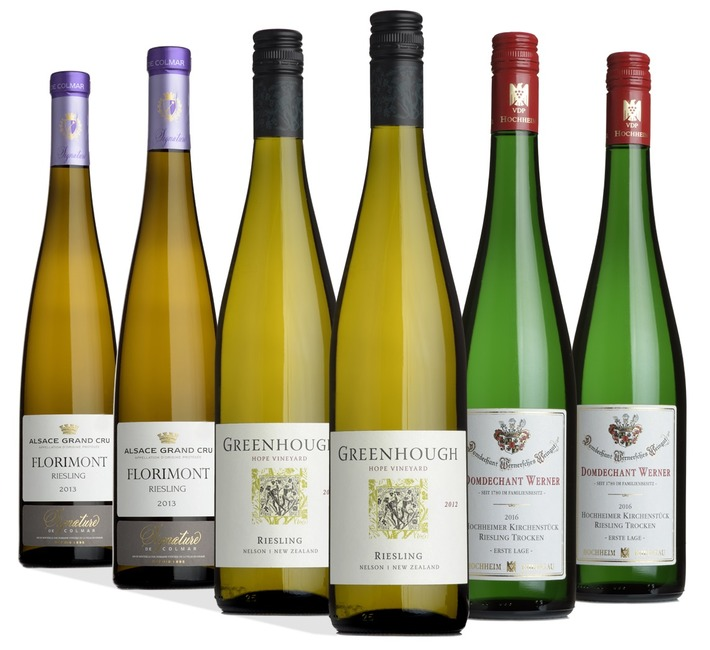 Great Grapes: Riesling