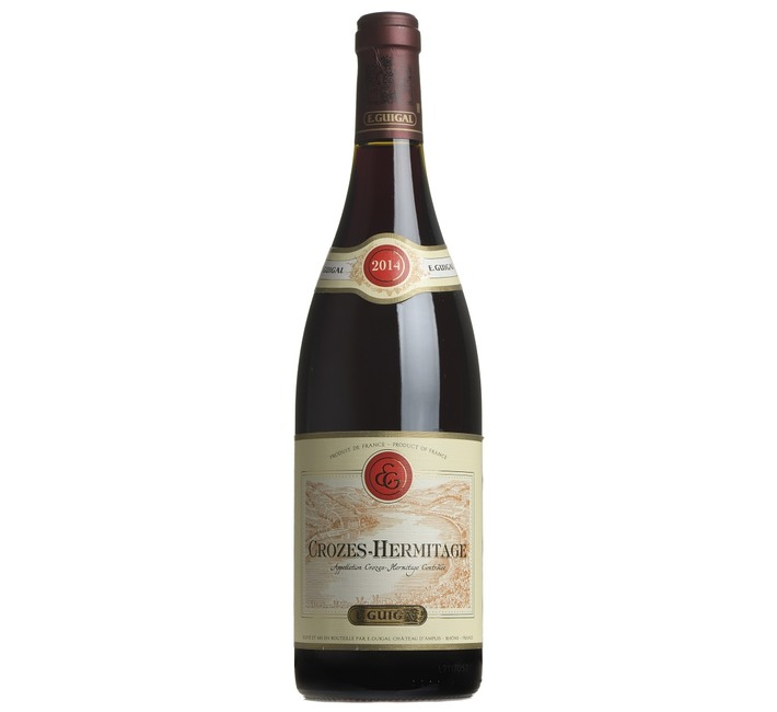 2014 Crozes-Hermitage Rouge, E.Guigal