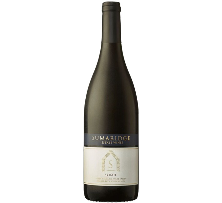 Spectator | 2013 Syrah, Sumaridge, Walker Bay