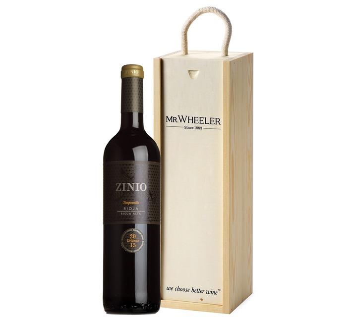 Sumptuous Rioja Wine Gift Box