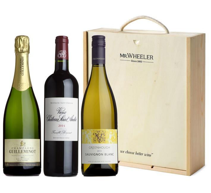 The Merchants Selection Gift Box