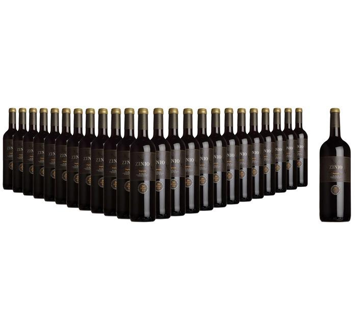 2015 Zinio Crianza Rioja, Bodegas Patrocinio (24 bottles + 1 FREE MAGNUM)