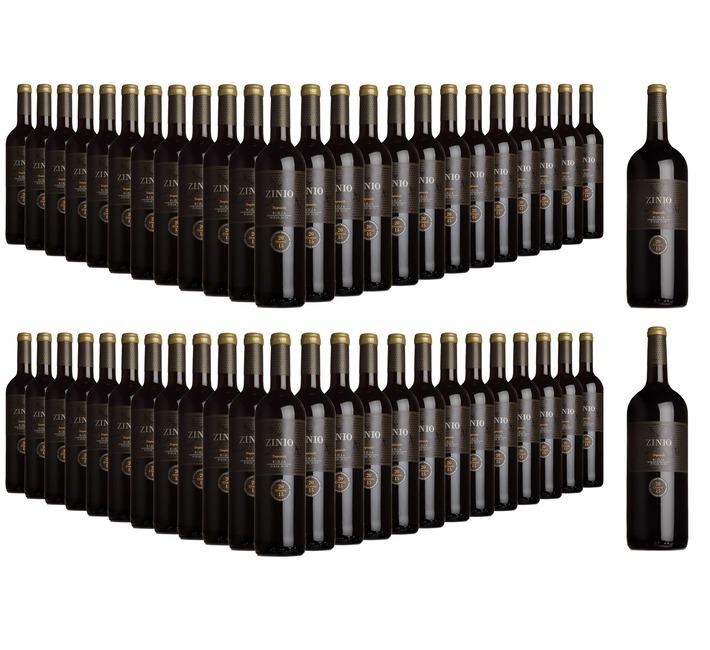 2015 Zinio Crianza Rioja, Bodegas Patrocinio (48 bottles + 2 FREE MAGNUMS)