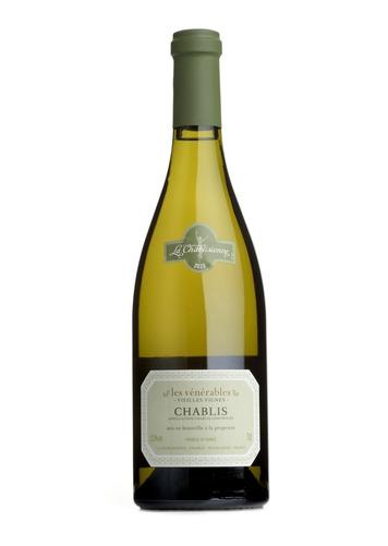 2013 Chablis, Vieilles Vignes 'Les Venerables', La Chablisienne