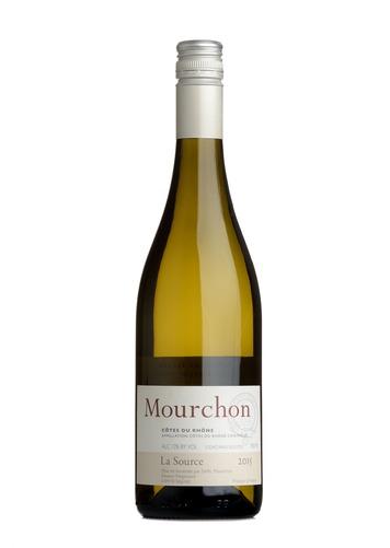 2015 Côtes du Rhône Blanc 'La Source', Domaine de Mourchon, Rhône, France