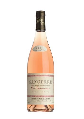 2013 Sancerre Rosé 'Pommereaux', Gitton Pere et Fils