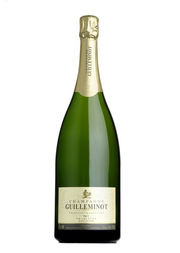 Brut Tradition 'Blanc de Noirs', Michel Guilleminot, Champagne, France