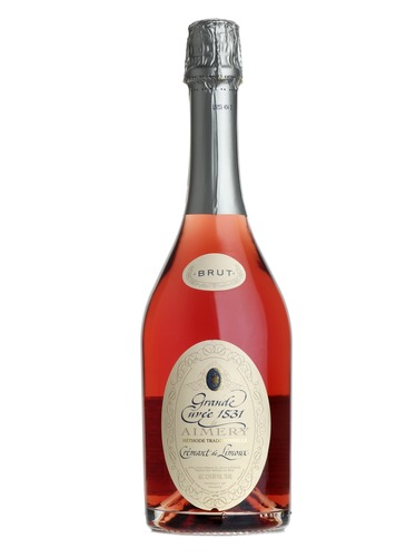 Crémant de Limoux Rosé, Aimery, Languedoc-Roussillon