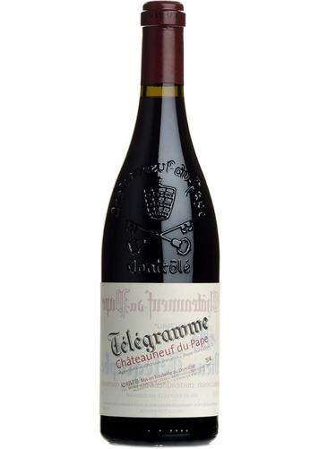 2013 Châteauneuf-du-Pape Télégramme Vignobles Brunier