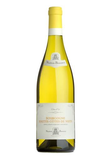 2012 Hautes Côtes de Beaune Blanc, Nuiton-Beaunoy