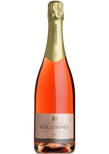 Brut Rosé 'Blanc de Noirs', Michel Guilleminot, Champagne, France