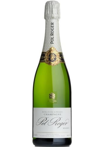 Extra Cuvée de Rèserve, Pol Roger, Champagne, France