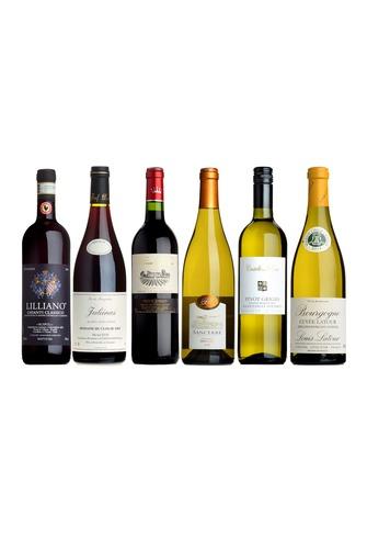 The Classics, 6 Bottle Taster Case