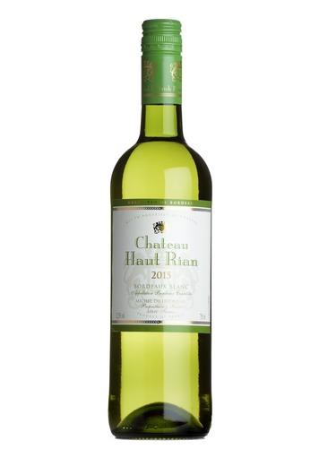 2015 Château Haut Rian Blanc, Bordeaux Blanc