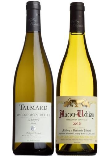 Domaine Talmard Mixed 12 Bottle White Burgundy Case