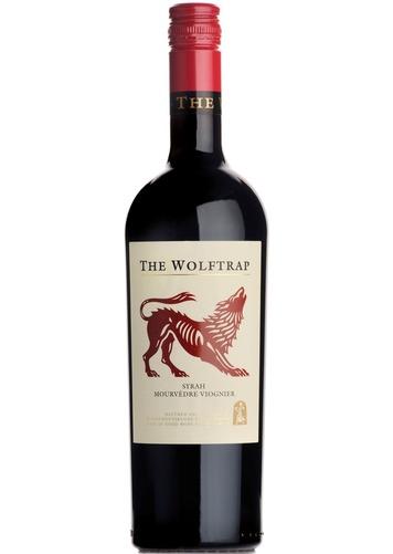2015 The Wolftrap red, Boekenhoutskloof, Franscchoek