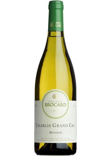 2011 Chablis Grand Cru Bougros, Brocard