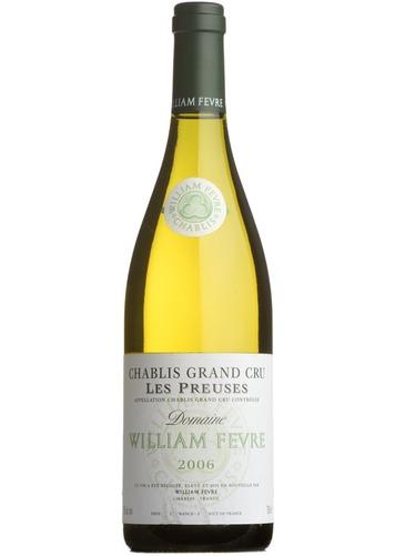 2006 Chablis Grand Cru 'Les Preuses', Domaine William Fèvre