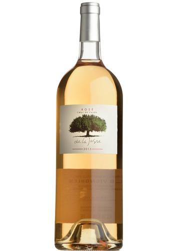 2015 Rosé 'Coeur de Cuvée' de la Jasse, Languedoc (Magnum)