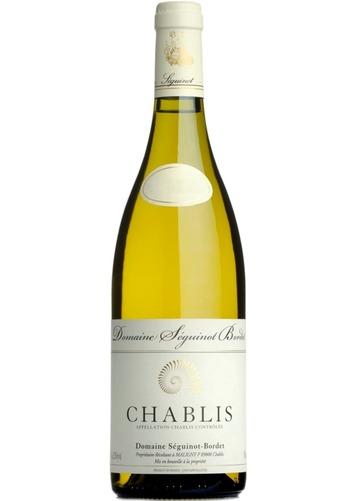 2015 Chablis, Domaine Séguinot-Bordet, France