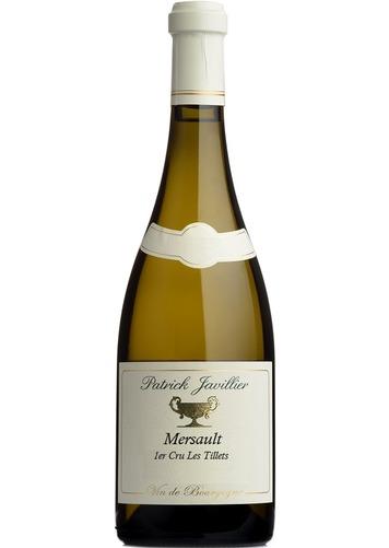 2015 Meursault 1er Cru Les Tillets, Domaine Patrick Javillier