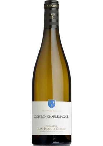 2015 Corton-Charlemagne Grand Cru, Domaine Jean-Jacques Girard