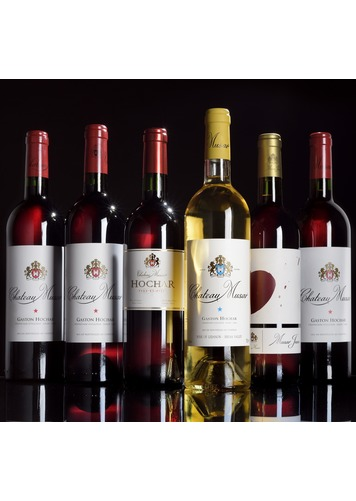 Chateau Musar Sample Case