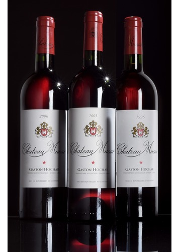 Chateau Musar Vintage Sample Case