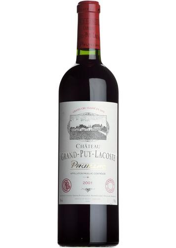 2001 Chateau Grand-Puy-Lacoste, Cru Classé Pauillac