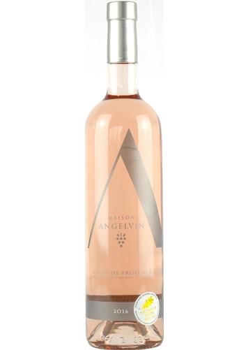 2016 Rosé de Provence, Selection Angelvin