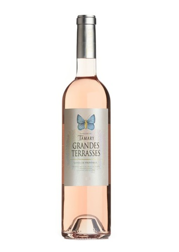 2016 Grandes Terrasses de Tamary Rosé, Côtes de Provence