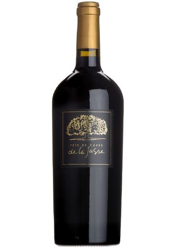 2014 Tête de Cuvée Rouge, 'Black Label' Domaine de la Jasse, Languedoc (Magnum)